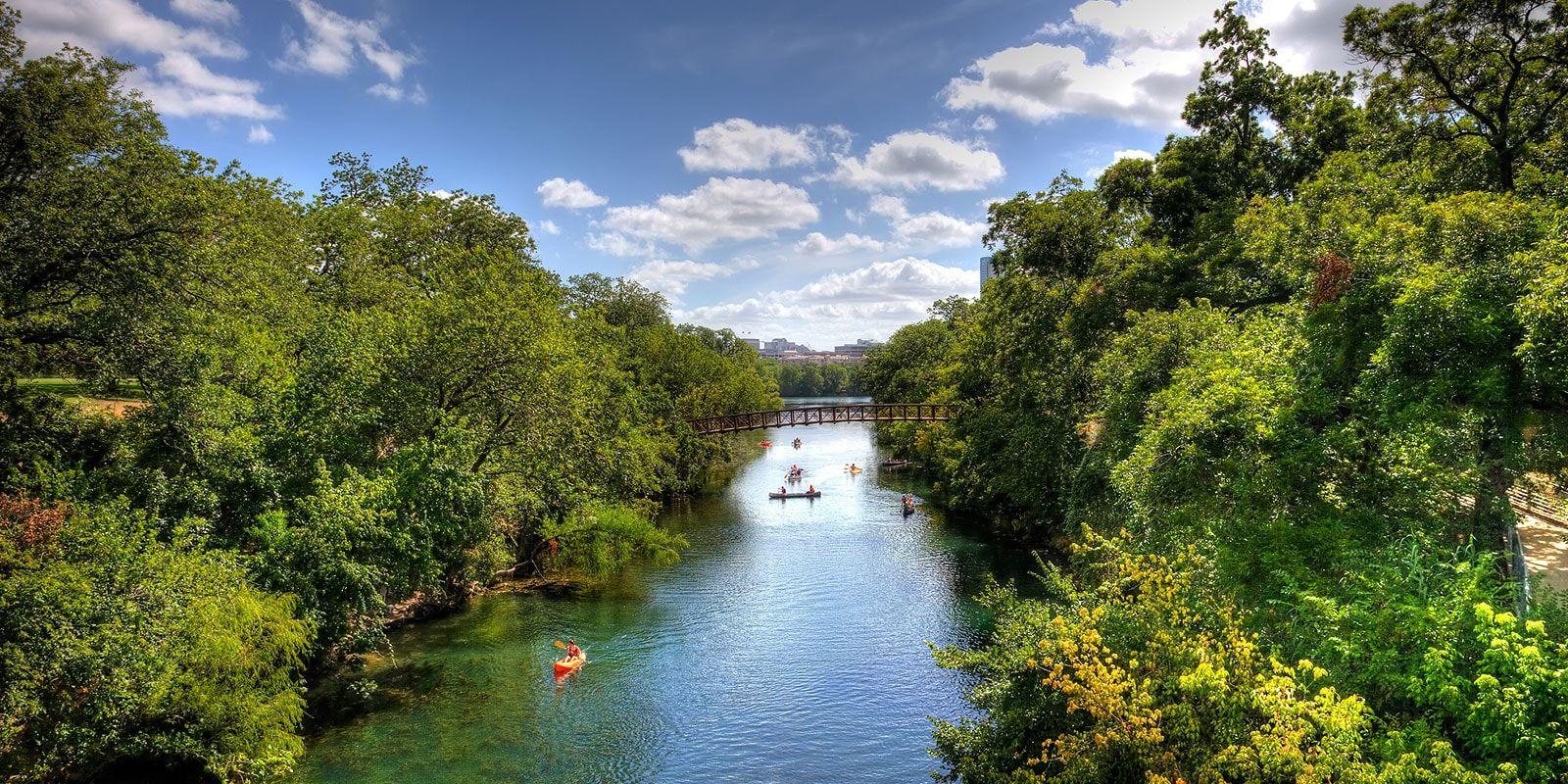 Lakeview of Zilker Metropolitan Park